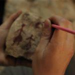 taller d'art rupestre